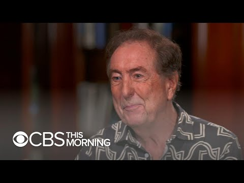 "Monty Python legend Eric Idle looks back on ""The Bright Side of Life"""