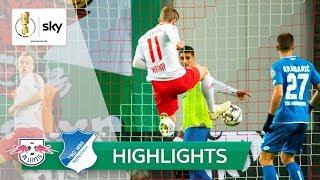 RB Leipzig - TSG 1899 Hoffenheim 2:0 | Highlights - DFB-Pokal 2018/19 | 2. Runde