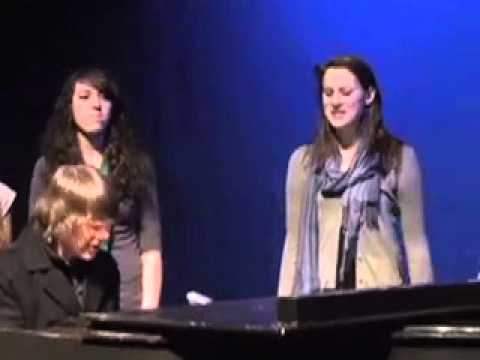Mountain Valley High School Glee Competition Entry