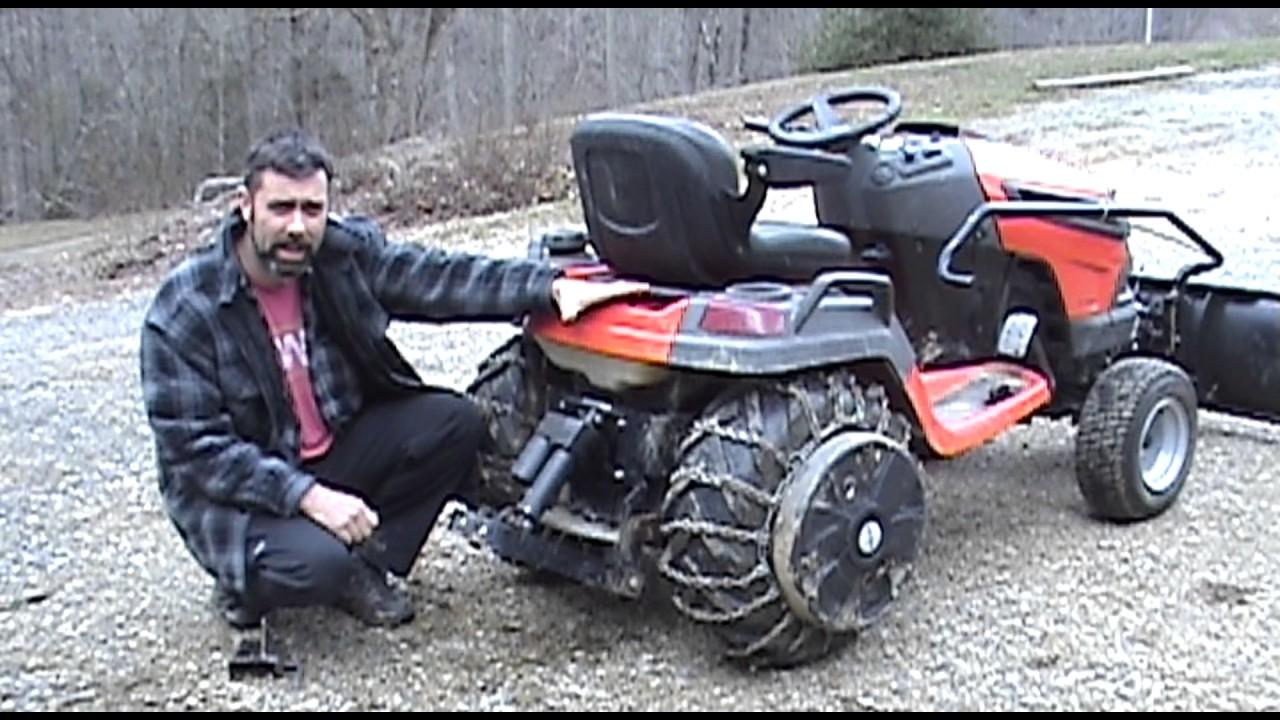 Craftsman Garden Tractor Sleeve Hitch Garden Ftempo