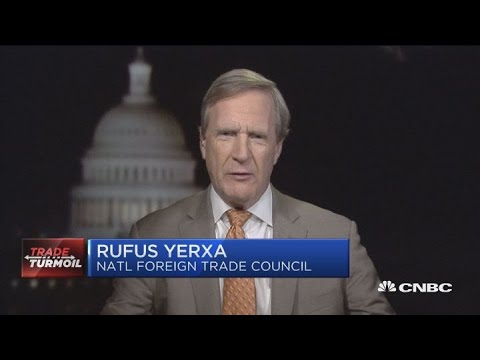 Yerxa: Huawei ban introduces a new complexity into the US-China trade talks
