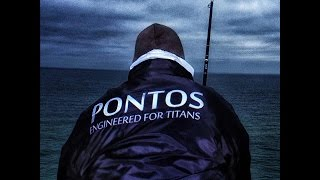 PONTOS AXON CASTER SURFCASTING ROD !
