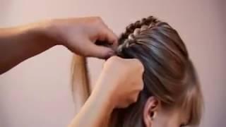 Плетение косичек 1(Уроки плетения. http://vpletaysya.ru., 2010-07-14T15:58:18.000Z)