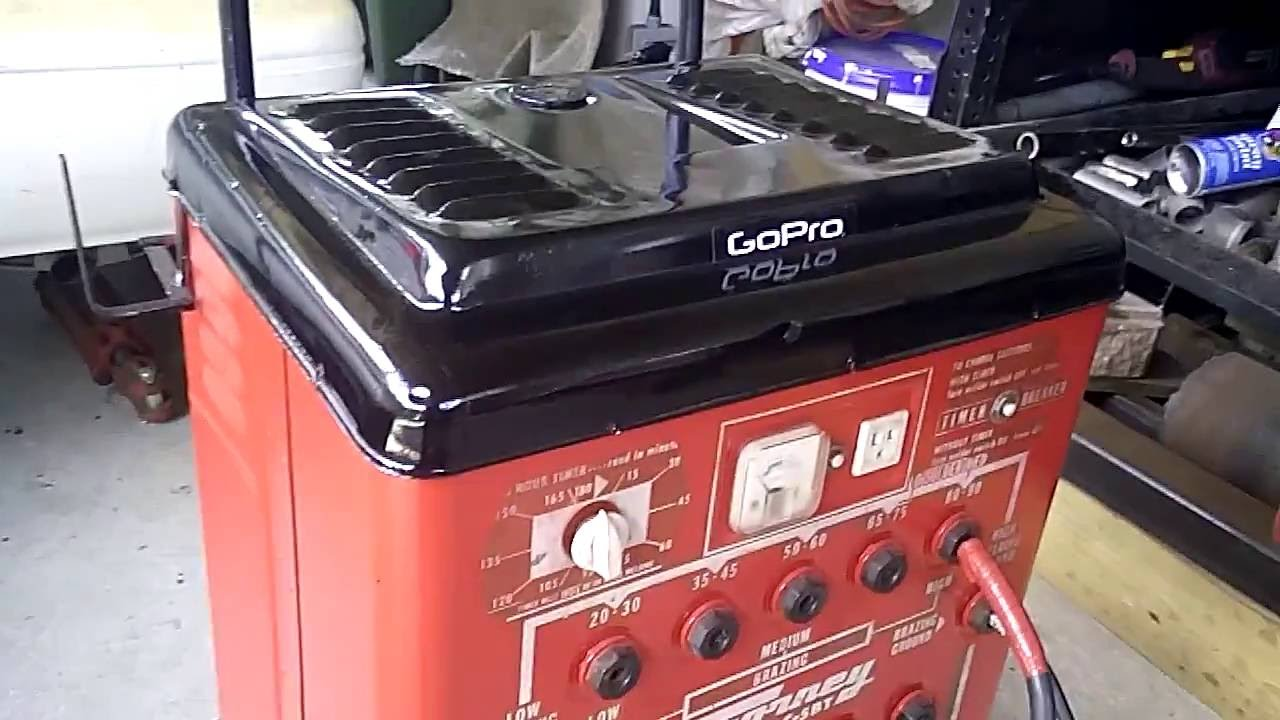 Awesome Forney C5bt Review Old Welding Machine