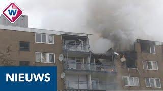 Marian verloor haar huis bij explosie in Alphen: 'Blijf positief'