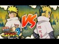 NARUTO SHIPPUDEN Ultimate Ninja STORM 3 Hokage Naruto VS Minato