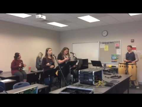 Leave the Pieces Cover - Walters State Community College Studio Ensemble