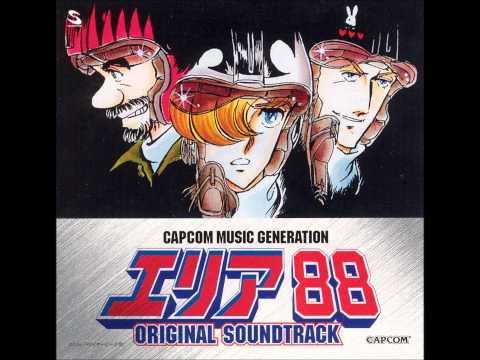Capcom Music Best 100 #92 UN Squadron  Oil Field Base ~ ROUND 1