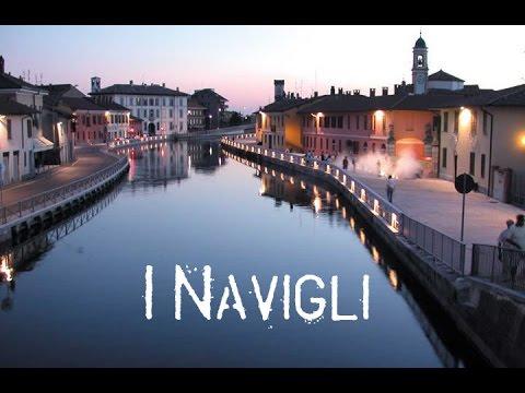 I Navigli di Milano