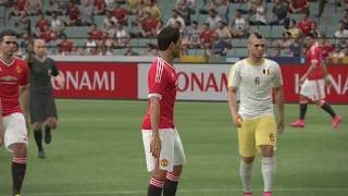 Pro Evolution Soccer 2016 Multiplayer Gameplay PC