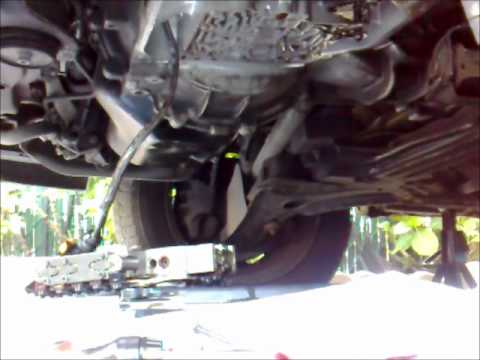2005 Toyota Rav4 Fuse Box How To Remove Automatic Transmission Valve Body Youtube