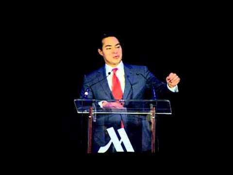 TCCTA's 67th Annual Convention General Session: Mayor Julián Castro