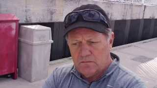 Interview with Farley Fontenot, Executive VP, Quantum Sail Design Group, at Quantum Key West 2014