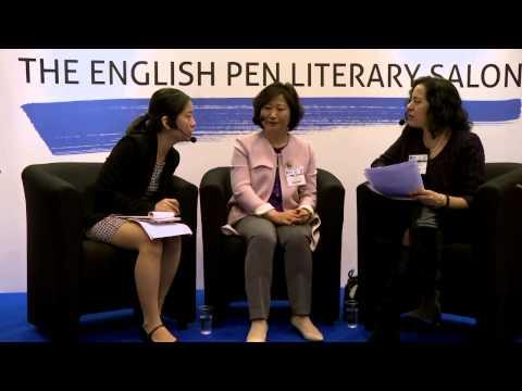 LBF 2014: Hwang Sun-Mi in conversation with Maya Jaggi