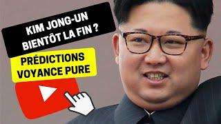 Voyance 208 | Qui est Kim Jong-un ? | Bruno Moulin-Groleau Médium Corée Dictateur Nucléaire Guerre
