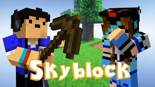 One of Taurtis's most viewed videos: How Do I Island?! - Skyblock Survival Pt.1