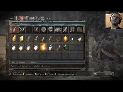 Dark Souls 2 (SEM DLC) - Farm de Bonfire Ascetic e Soul Vessel INFINITO!!!