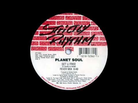 Planet Soul - Set U Free (Fever Mix)