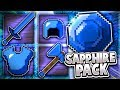 SAPPHIRE FAITHFUL TEXTURE PACK   8,000 Subscriber Special (Minecraft PVP Resource Pack) KingPenguin