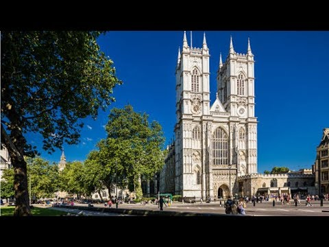 The bells of Westminster Abbey, London
