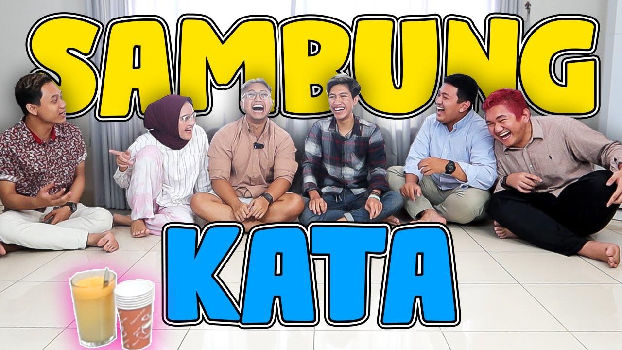 VIDEO BERBAH4YA LAGI GUYS !! - MAIN SAMBUNG KATA VERSI ORANG KANTORAN W/ @Indira Kalistha