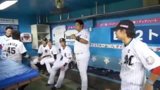 千葉ロッテマリーンズの鈴木大地選手のPVです.