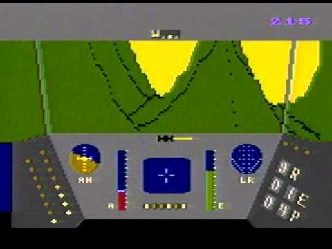 Atari 5200: Rescue on Fractalus [LucasFilm Games]