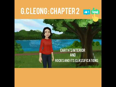 G.C.Leong | Geography - Earth's Interior and Classification of Rocks | Revision Module