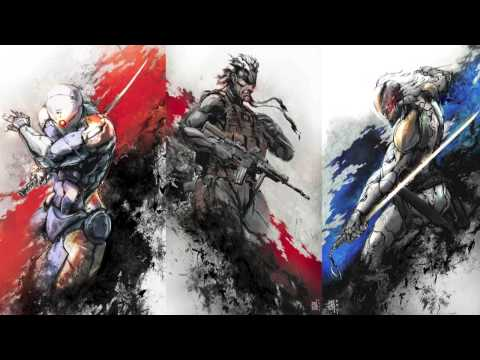 Metal Gear Solid Main Theme Music Box Version