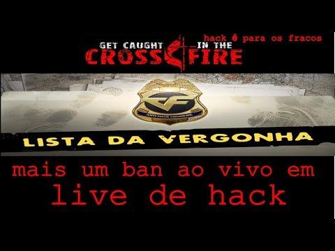 CF AL* MAIS UM BAN HACK LIVE & LISTA DE DEMENTES BANIDOS (HD*)