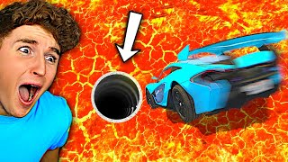 99.9% Impossible JUMP THROUGH HOLE Challlenge In GTA 5! (Mods)