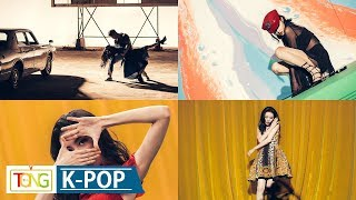 SUNMI(선미) 'Heroine'(주인공) MV Shoot Still…'Gashina'(가시나)의 프리퀄(Prequel)