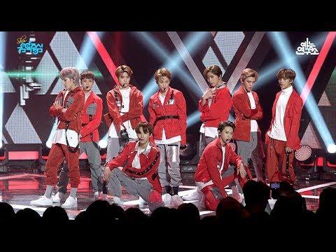 [예능연구소 직캠] NCT 127 - Simon Says, 엔시티 127 - Simon Says @Show Music Core 20181208