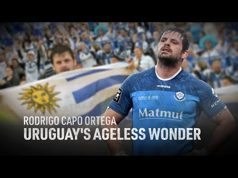 The strangest try celebration in Rugby World Cup history?