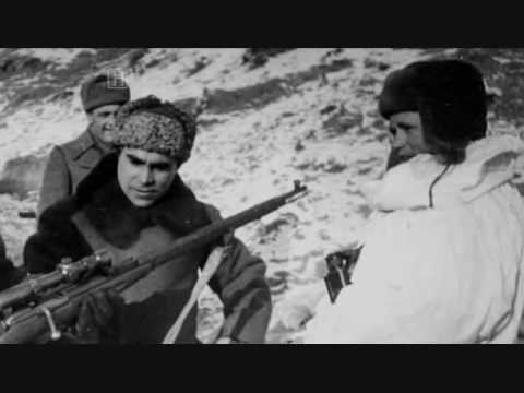Sniper ace-Vassili zaitsev( Василий Зайцев )
