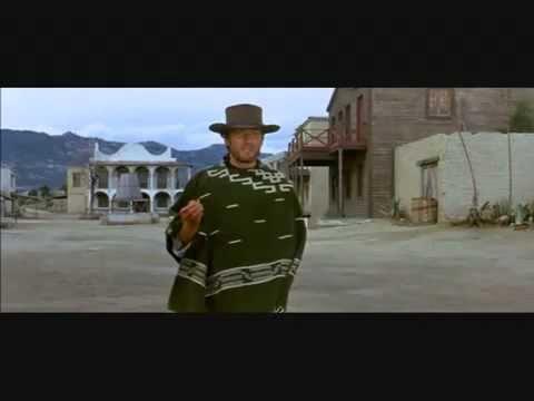 Clint Eastwood - Por un puñado de dólares
