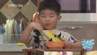 《妈妈是超人2》精彩看点: 小鱼儿喝粥被捣蛋 安吉出神逻辑甩锅责任 Super Mom S02 Recap【湖南卫视官方频道】