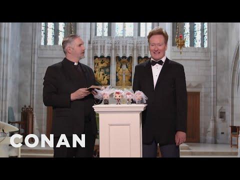 Cover Lagu Conan Legally Married His Pop! Funko Figures - CONAN on TBS mp3 pedia