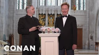 Conan Legally Married His Pop! Funko Figures - CONAN on TBS