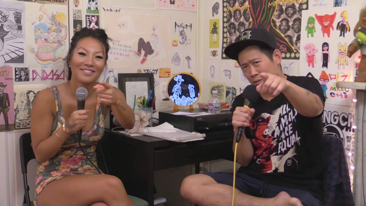Asa Akira and Steve Lee are proud of David Choe (THE ... Patricia Ja Lee David Choe