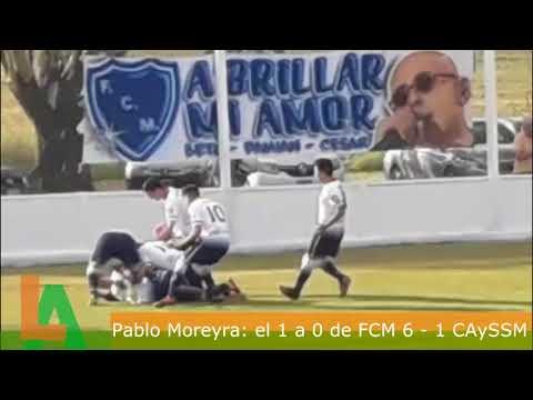 FC Matienzo 6 Vs San Martín De Roberts 1 - Gol de Pablo Moreyra