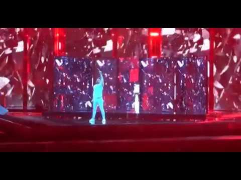 Евровидение 2019 Лазарев. Сливаем полный номер 2 репетиция.