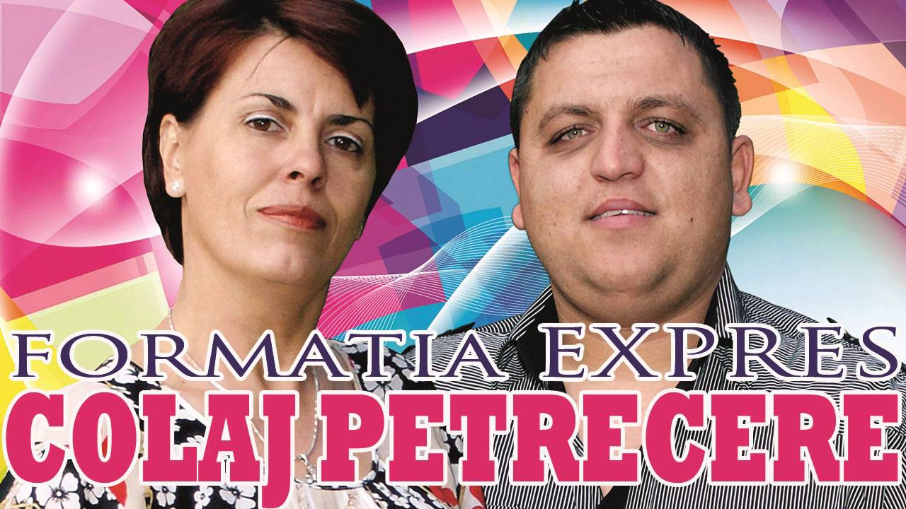 Formatia Expres Colaj Muzica De Petrecere 2014 Youtube