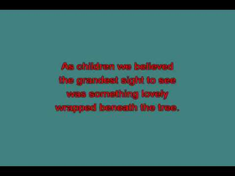 My grown up Christmas list   Kelly Clarkson [karaoke]
