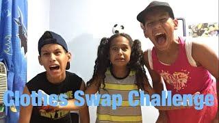 Clothes Swap Challenge!!!