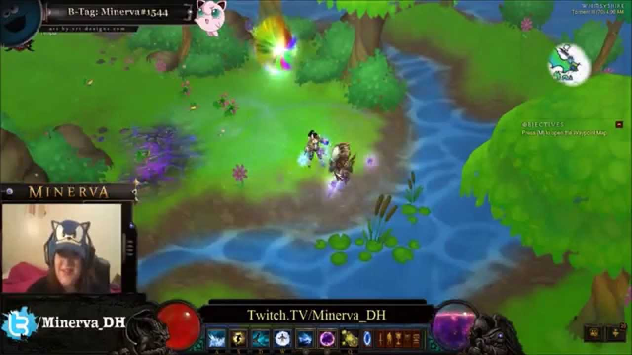 Diablo 3, Reaper of Souls Guide: How to Enter Whimsyshire