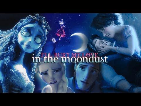 » i'll bury my love in the moondust (cartoons multiship)