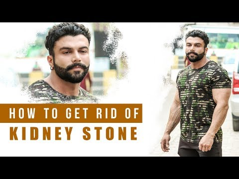 Kidney Stone : How to get rid of kidney stone | MUST WATCH VIDEO |
