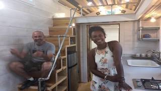 Live Tiny House Tour At Tinyfest Midwest