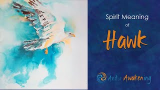 Hawk Totem - Spirit Meaning of Hawk (Hawk Power Animal)